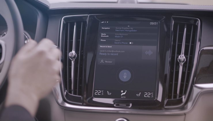 Volvo en Microsoft Skype