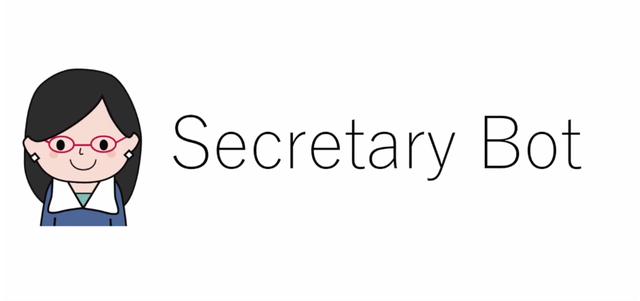 SecretaryBot
