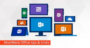 MostWare Office tips & tricks